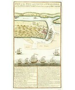 St Augustine Florida - Silver 1740 - 23.00 x 39.92 - $36.58+