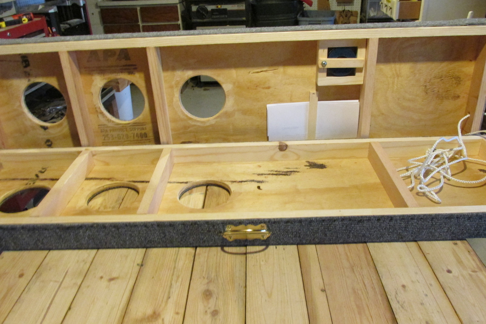 washer board game, washerboard  - washer toss AKA Redneck horse shoes