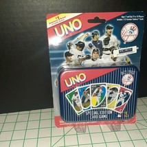Uno Special Edition Yankees Card Game - $9.11