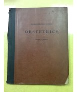 Deonstration Course in Obstetrics U of M 1926 - $0.99
