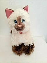 Build a Bear Promise Pets Ragdoll Cat Plush Stuffed Animal Siamese Color - $22.26