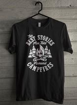 Campfire Stories Men's T-Shirt - Custom (1254) - $19.12+