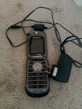 Motorola MOTO VU204 Verizon Wireless Mobile Cell Phone  caller-id camera -B - $30.53