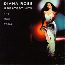 Diana Ross: Greatest Hits- The RCA Years - $19.00