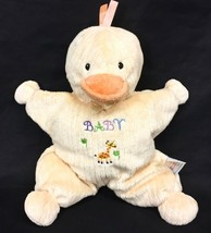 "Kids Preferred Yellow Duck Baby Giraffe Tummy 11"" Plush Stuffed Animal T... - $23.95"