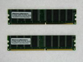 1GB (2X512MB) MEMORY FOR HP PAVILION A300.NO A300.SE A302X A305W-B A305WM