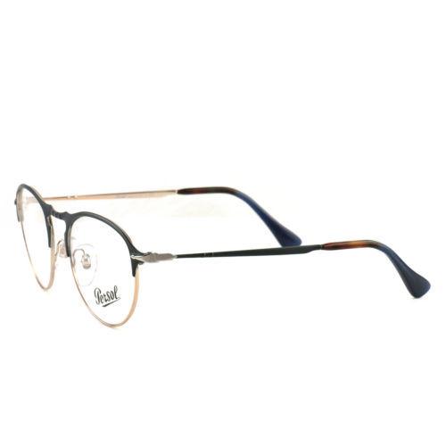 3381591ecd177 Persol Eyeglasses PO 7092-V 1073 Dark Blue Tortoise Plastic 48 19 145 Demo