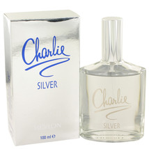 Charlie Silver By Revlon Eau De Toilette Spray 3.4 Oz - $14.95