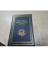 Danbury Mint The Complete 2018 U.S. Coin Set Box has light wear  - $94.95