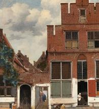 The Little Street - Jan Vermeer Paint By Numbers - $28.59