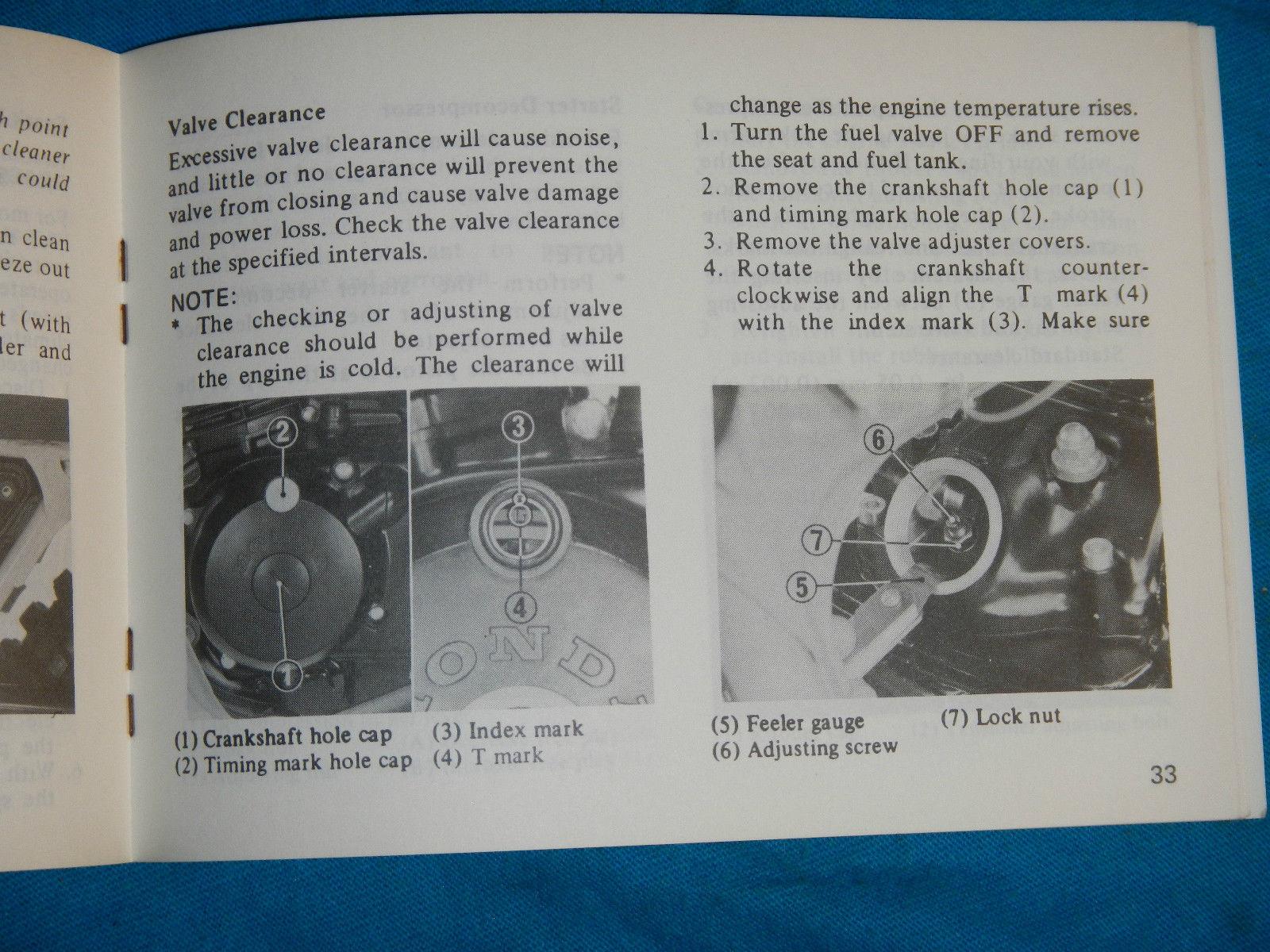 1984 84 honda xr200 xr 200 owner owners and similar items rh bonanza com honda xr200 service manual honda xr200 service manual free