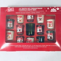 Merry Moments 12 Days Of Christmas Candle Gift Set Festive Holiday Scent... - $22.28