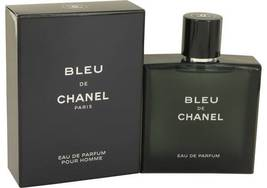 Chanel Bleu De Chanel 3.4 Oz Eau De Parfum Cologne Spray image 5