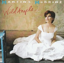 Martina McBride Wild Angels CD - $4.99