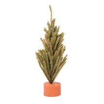 Darice Christmas Mixed Pine Tree with Wood Base - 144 Tips - 15 inches w - $9.99