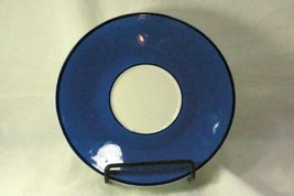 """Pagnossin Spa Blue Berry Saucer 7 1/4"""" - $4.15"""