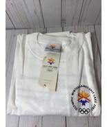 Salt Lake 2002 Utah Olympics T Shirt Mens XL Adult Winter Games NWT -spo... - $27.72
