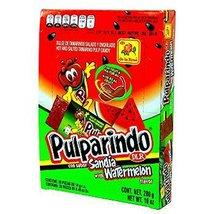 De La Rosa Pulparindo Sandia, 20 Count (SUGAR CANDY - ETHNIC) - $13.81