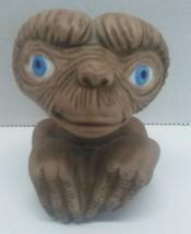 Vintage AVON 1983 E.T. ceramic plant hanger garden 1982 Universal City S... - $16.99