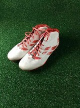 Warrior Burn 8.0 Size 9.5 Size Lacrosse Cleats - $19.99