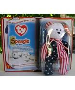 Ty Beanie Babies Spangle The Bear International Bears II McDonalds 2000 ... - $11.99