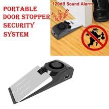 DOOR STOP ALARM Home Travel Wireless Security System Portable Alert Burg... - $14.98