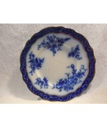 """Touraine Flow Blue 8 5/8"""" Plate by Henry Alcock & Co England #329815 - $19.95"""