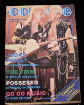 Conecte 456 Judas Priest The Firm Possesed Mike & The Mechanics Joan Jet... - $12.99