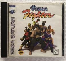 ☆ Virtua Fighter 1 (Sega Saturn 1995) RARE Complete in Case Game Tested ... - $23.99