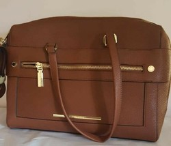 Steve Madden Cognac Bmerlinn Handbag brand new in bag with tags - $74.24