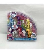 My Little Pony Rainbow Tail Surprise - 6 Pony Figures  New 3+ - $27.49