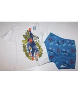 baby Gap NWT Boy's 12 18 Mo. Shorts Outfit Set Jungle Native Print - T +... - $27.36
