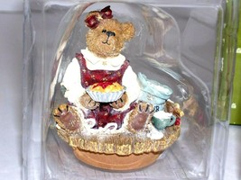 """Boyds Candle Topper """"Ellie.. American Pie""""- #651275 - Resin~ New- 2004- ... - $29.99"""