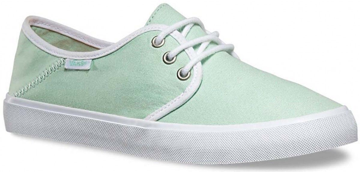 72ad7ff0cd Vans Tazie Sf Gossamer Green White Casual and 31 similar items