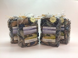Seascape Dried Flower Potpourri 4 Pack - €9,85 EUR