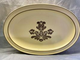 "Pfaltzgraff VILLAGE Small Oval Platter 12"" x 8""- 3/8"" "" Excellent condition - $27.00"