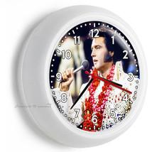 Elvis Presley Aloha From Hawaii Concert Wall Clock Kitchen Dining Room Art Decor - $23.39