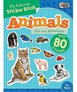 My Favorite Sticker Book: Animal by Beaver Books - $5.93