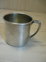 Silver Plate Baby Cup Oneida - $9.95
