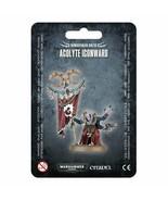 Warhammer 40k Genestealer Cults Acolyte Iconward NOS - $9.99