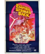 STAR WARS MOVIE POSTER THE EMPIRE STRIKES BACK R820180 27x41 Orig 1982 R... - $224.95