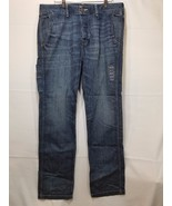 NEW Men's Abercrombie & Fitch Classic Straight Workwear Jeans - $32.94