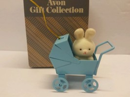 Bunnies In Baby Carriage The Spring Bunny Colle... - $2.99