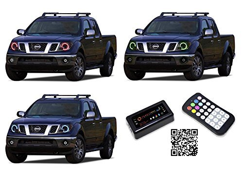 Primary image for FLASHTECH for Nissan Frontier 09-16 V.3 Fusion Color Change RGB Multi Color LED