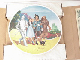 "Knowles Wizard Of Oz ""The Grand Finale"" 10"" China Collectors Plate (1979) - $52.50"