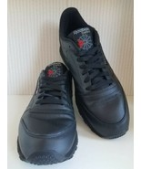 Reebok Classic Leather Mens Shoe Size 9 Used in very good condition  - $48.51