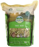 Oxbow Animal Health Oat Hay for Pets, 15-Ounce - $4.39