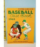 NFHS 1968 Baseball Case Book National Alliance Ed. High School College - $9.99