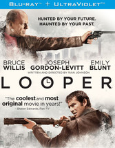 Looper (Blu-Ray/Ws 2.35/Ultraviolet/Dol Dig 5.1/Eng/Su/Latin/Amer Span)