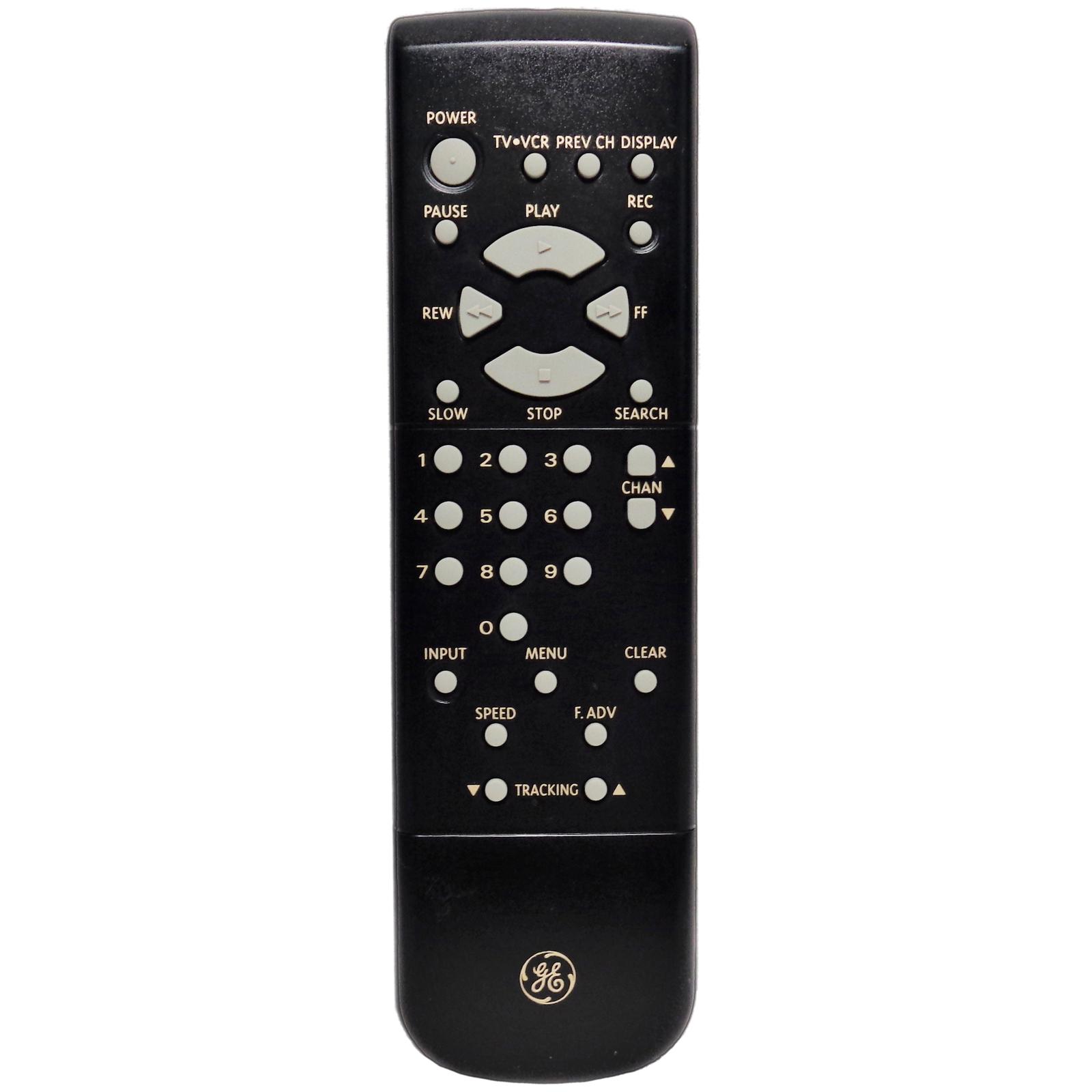 GE VSQS1421 Factory Original VCR Remote Control For Select Model's - $10.99